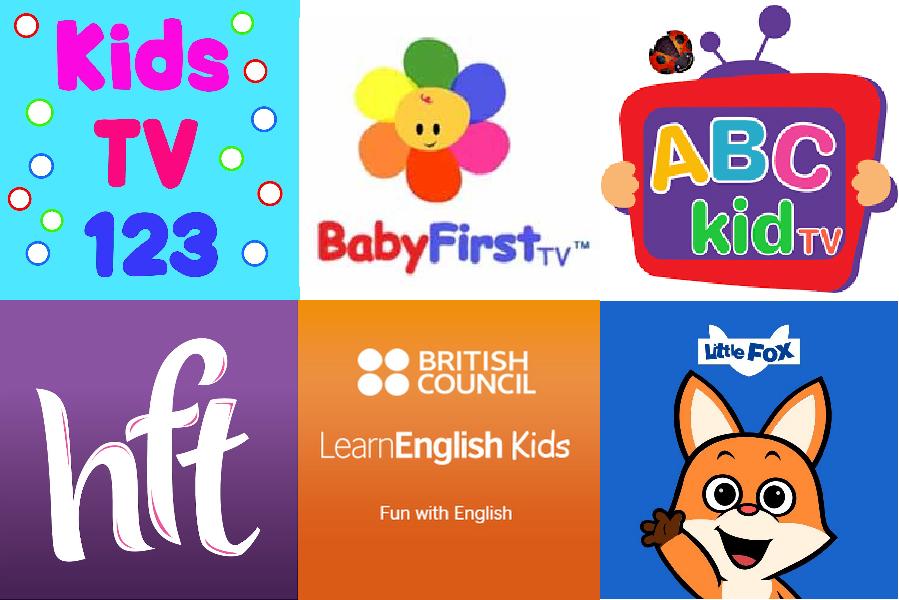 Los mejores canales de Youtube para que tus hijos aprendan inglés